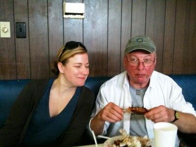Ashley and Bill